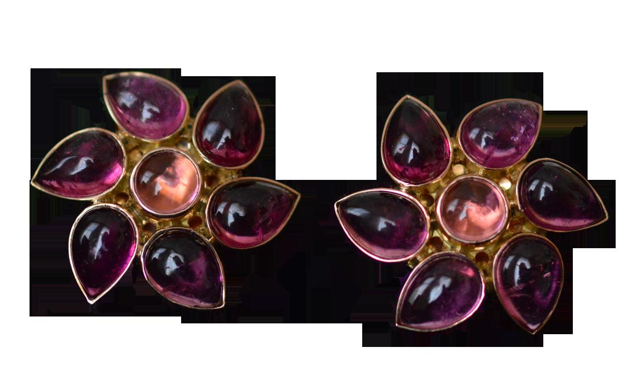 Custom jewellery earrings