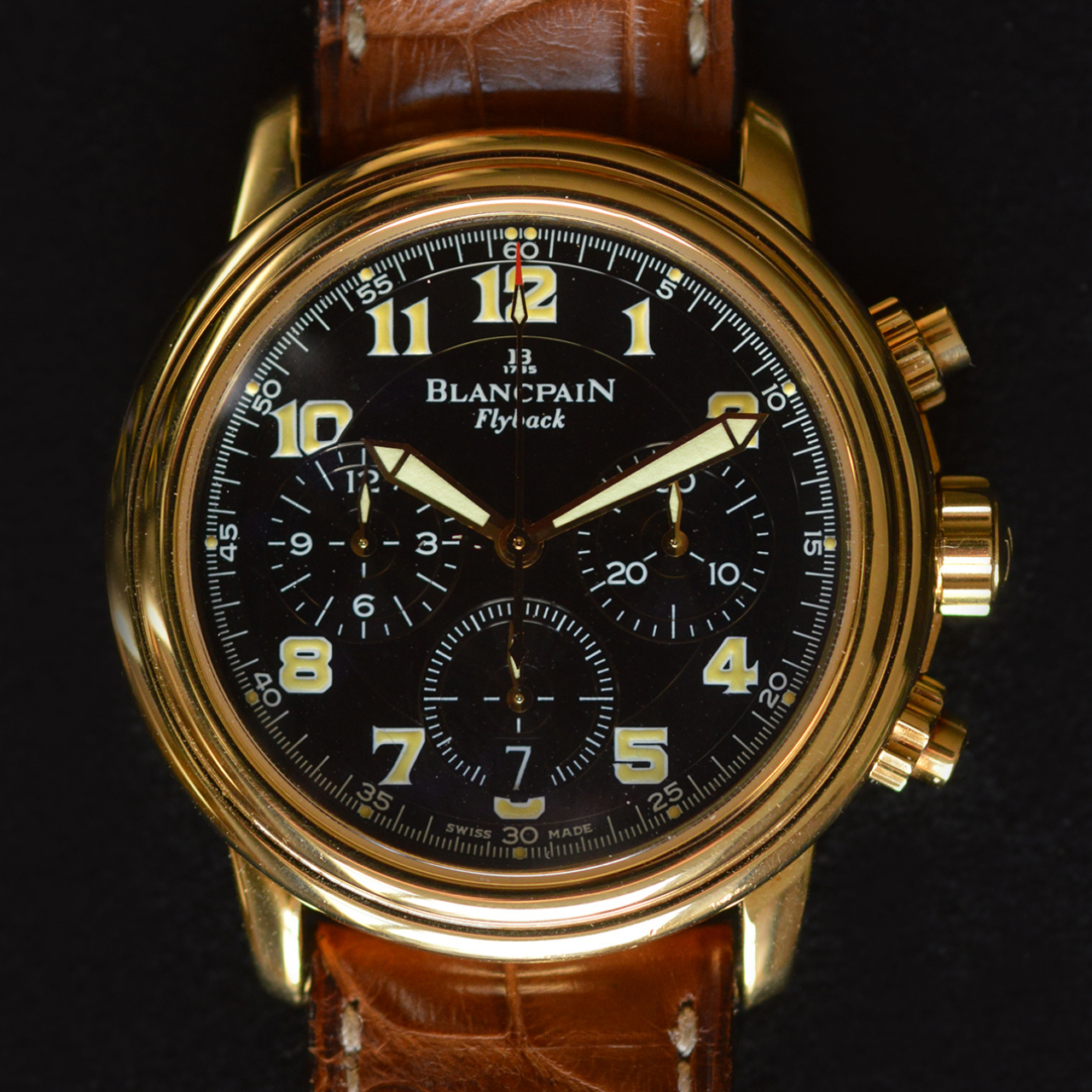 blancpain-flyback-chronograph-leman-ref-2185f-cal-1185-gold-18k