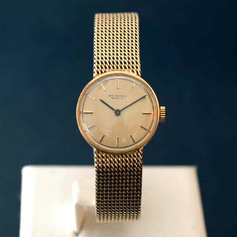 Ladies Iwc Vintage Watches