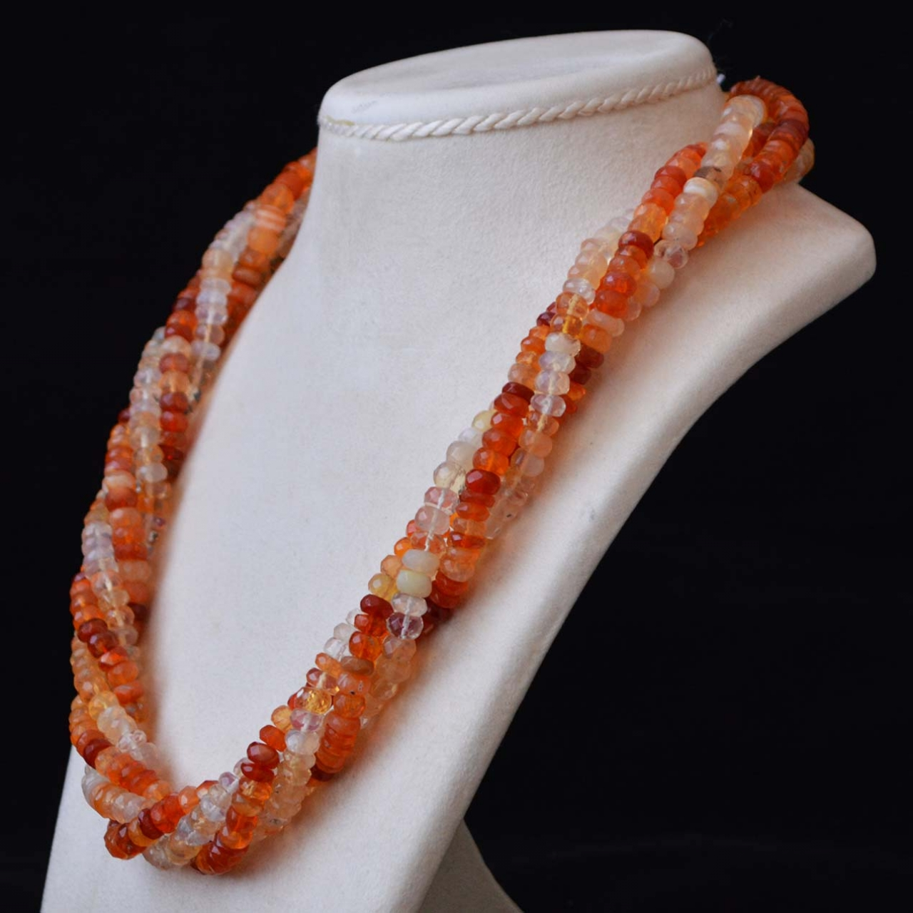 mexican-fire-opal-bead-torsade-necklace