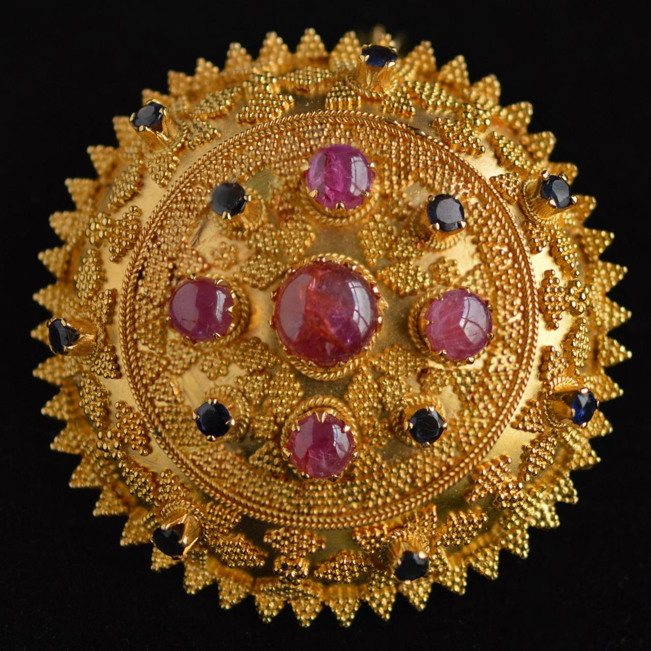 ilias-lalaounis-greek-classical-18k-gold-pendant-brooch