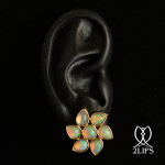 2lips-tulip-keukenhof-flower-earstuds-earrings-dutch-design-opal-david-aardewerk-18k-gold