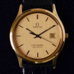 14k-gold-omega-seamaster-wristwatch-cal-1430
