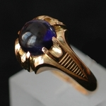1930s-iolite-gold-ring