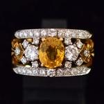 handmade-sapphire-and-diamond-double-band-ring