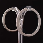 white-gold-diamond-hoop-earrings