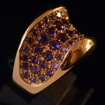 contemporary-18k-rose-gold-amethysts-ring