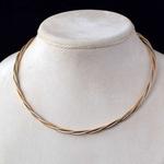three-color-gold-cartier-trinity-cuff-necklace