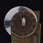 clock-c-j-gellings-amsterdamse-school-bronze
