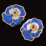 tiffany-co-violets-design-earrings-1980s