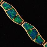 lightning-ridge-black-opal-gold-bracelet