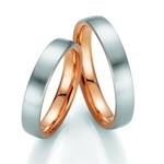 bicolor-wedding-ring-platinum-18k-red-gold
