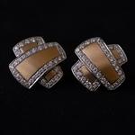18k-gold-diamond-kiss-cross-earrings