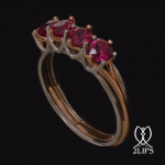 the-most-beautiful-1-46-ct-ruby-riviere-engagement-rings-pink-gold-platinum