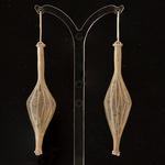 double-cone-earpendants-maja-houtman-silver