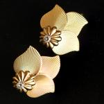 vintage-tiffany-co-round-sunburst-diamond-yellow-gold-earrings