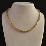 yellow-gold-fantasy-link-necklace-byzanine-chain