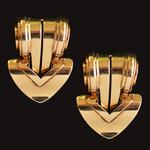 set-of-yellow-gold-clip-brooches-cartier-van-cleef-arpels-raymond-yard-art-deco-retro