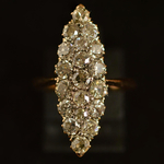 edwardian-period-marquise-shaped-diamond-cluster-ring