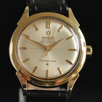 1959-omega-constellation-steel-gold-wristwatch-ref-14381-cal-551